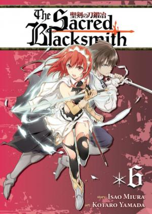 Seiken no Blacksmith (2009)