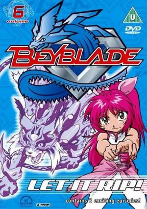 Bakuten Shoot Beyblade (2001)